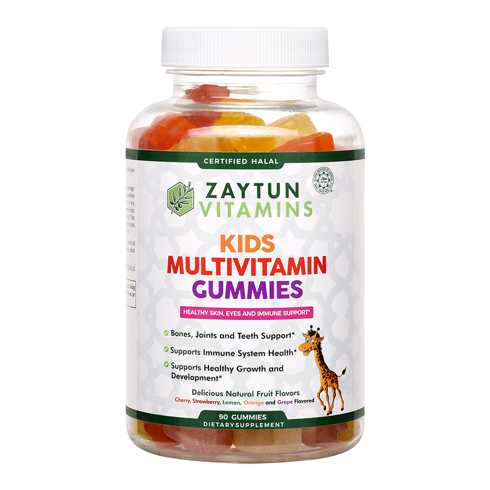 Halal Kids Multivitamin Gummies