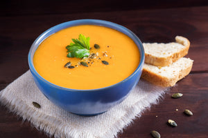 CBD Pumpkin Soup Recipe