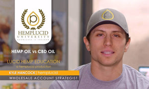 Hemp (Seed) Oil vs CBD Oil