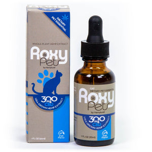 Roxy Pets Full-Spectrum CBD for Cats Tincture