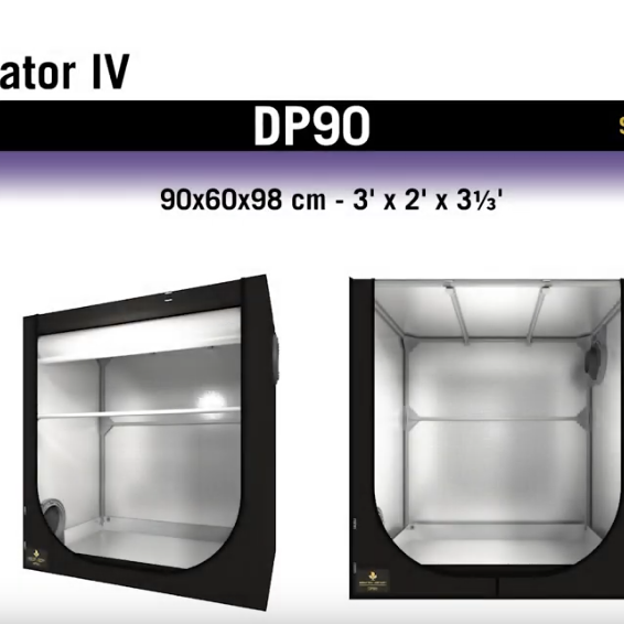 DP90 Tent Set Up Instruction