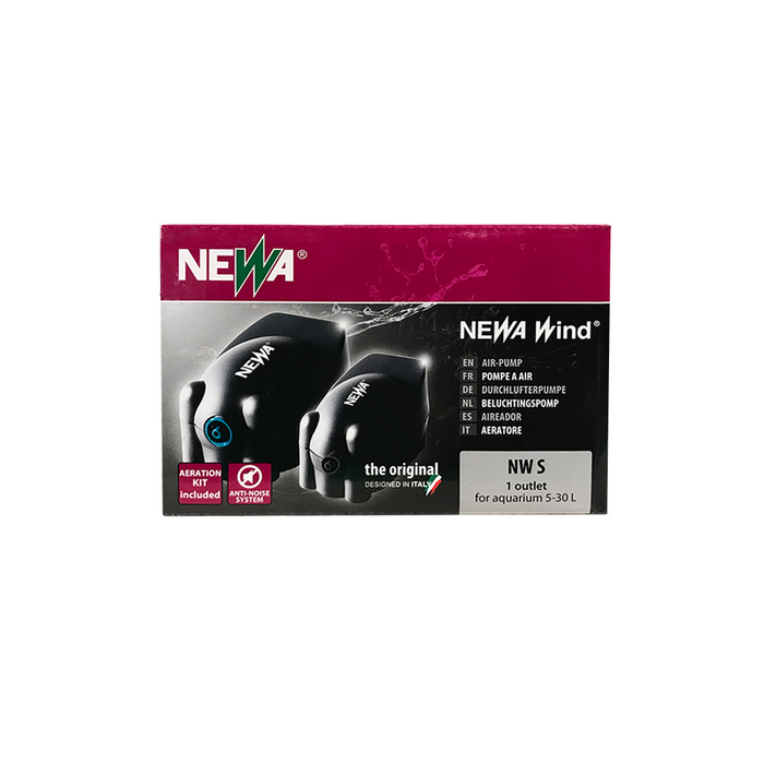 Newa Air Pump NW S 1-Outlet