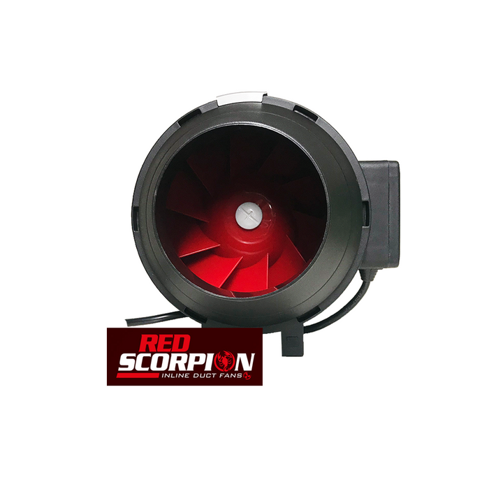 Red Scorpion HO-Line Fan 4""
