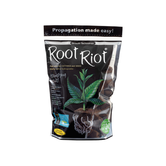 Root Riot (24s & 100s)