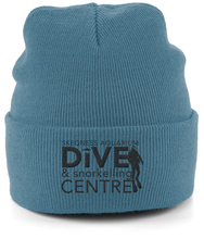 Load image into Gallery viewer, Cuffed Beanie Dive Logo