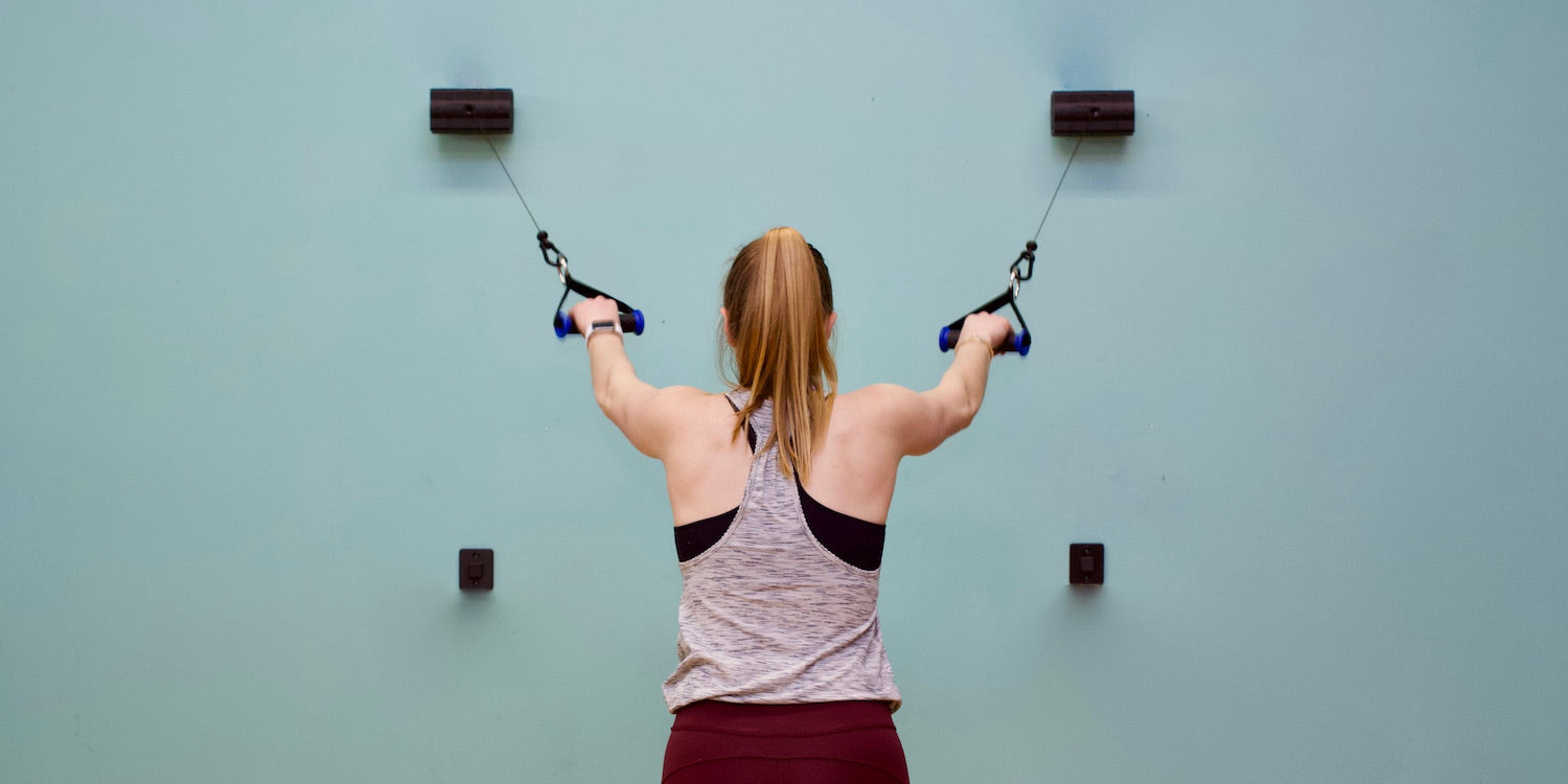 using multiple wall mounts with your ancore trainer