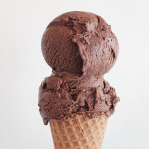 Plain Ole Chocolate Ice Cream Pint