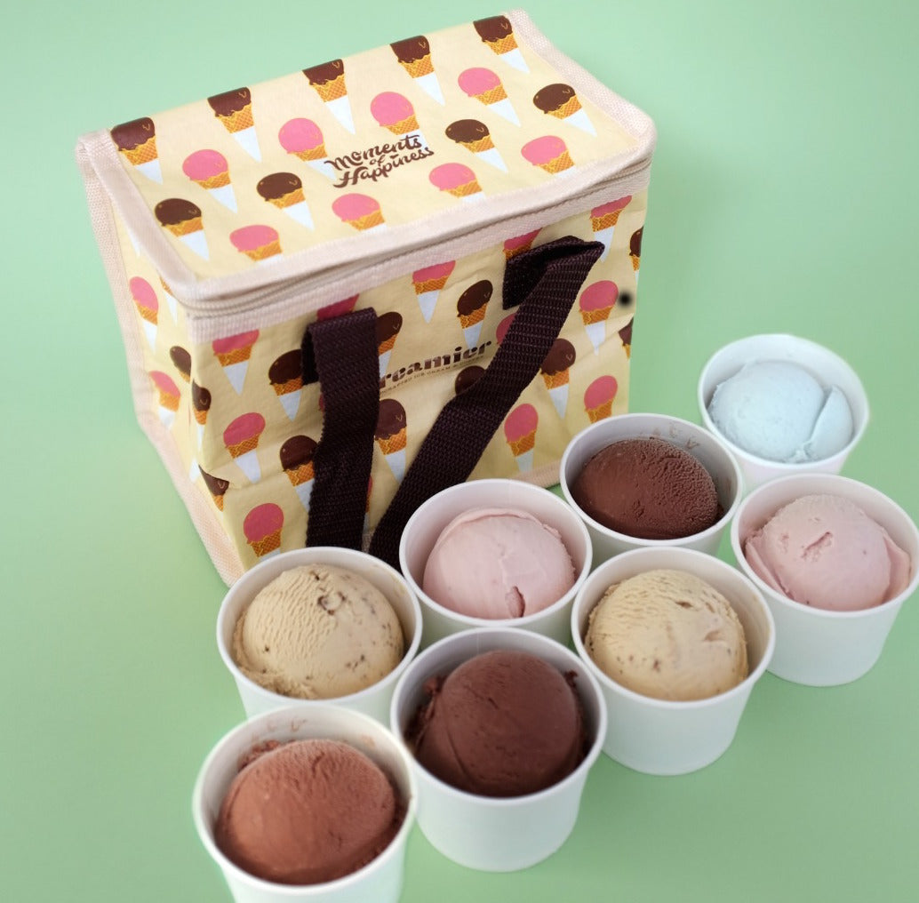 Creamier Smile Scoops (8 Ice Cream Scoops)