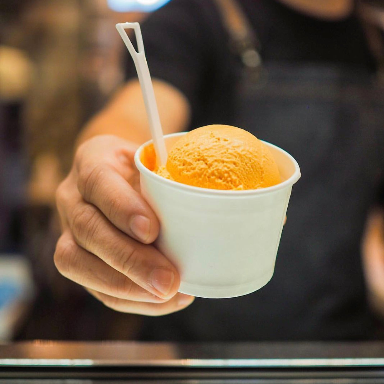 Thai Milk Tea Ice Cream Pint