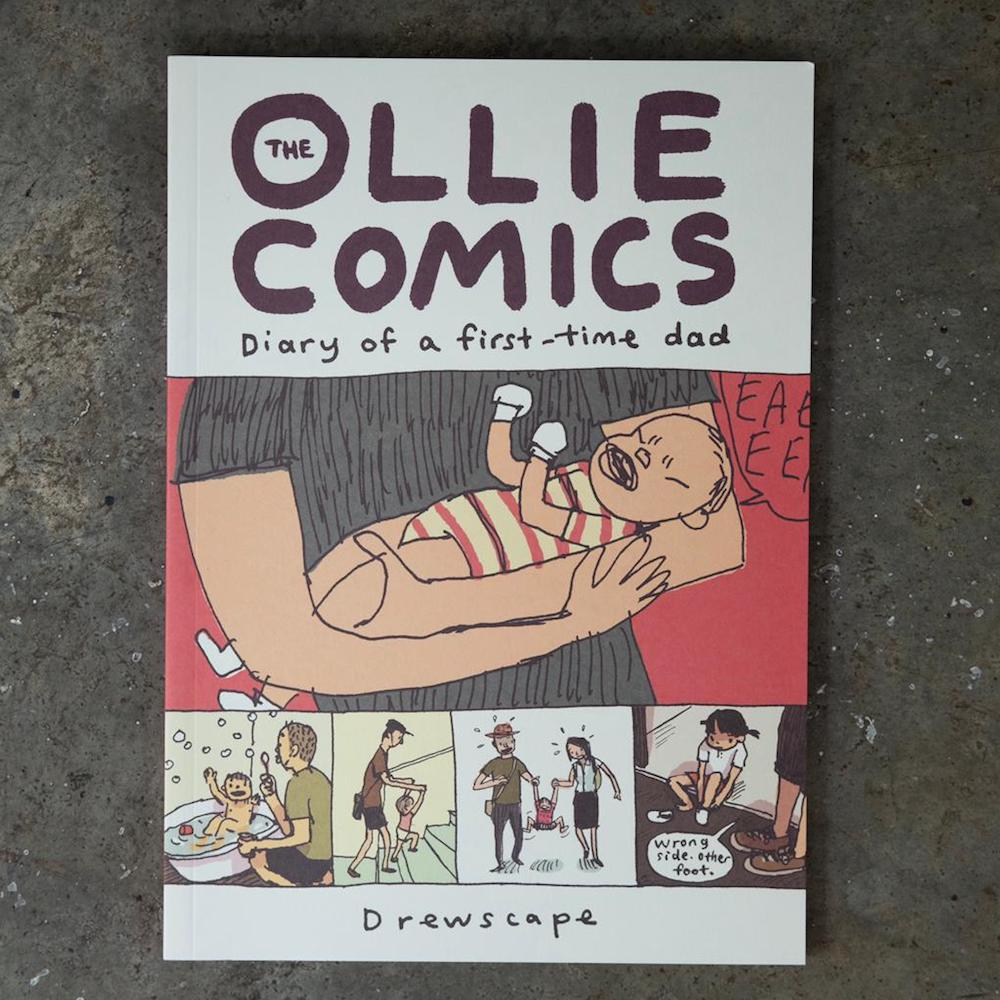 The Ollie Comics: Diary of a First-time Dad by Drewscape