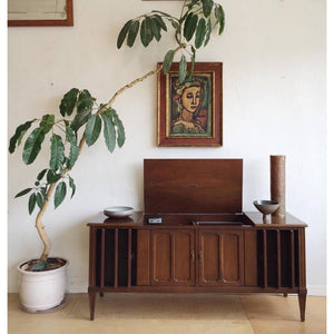 Vintage Zenith Stereo Console