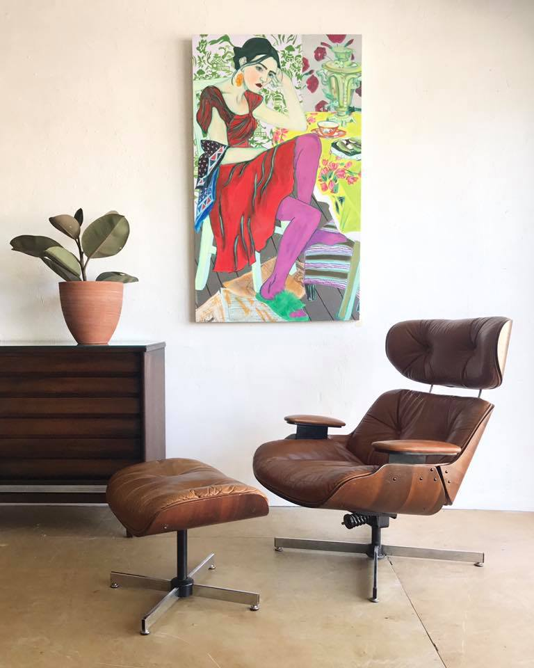 Mid-Century Plycraft Lounge Chair