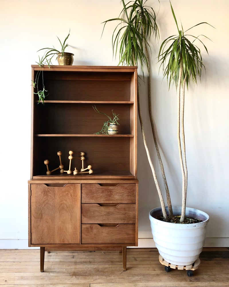 Mid-Century Hutch by Stanley