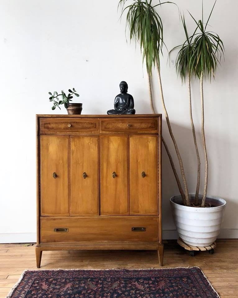 Mid-Century Gentleman's Chest
