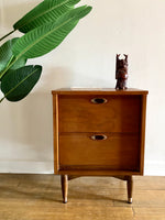 Mid-Century Nightstand by Hooker Furniture