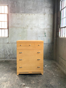 Vintage Four Drawer Dresser
