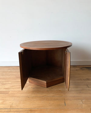 Mis-Century Side Table / Night Stand by Lane