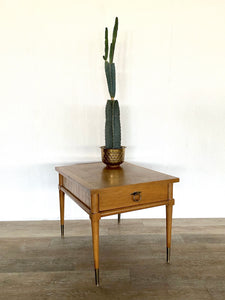 Mid-Century Side Table by American of Martinsville