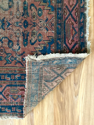 Vintage Hand Knotted Rug #11