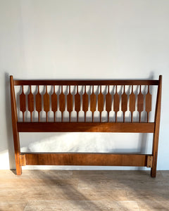 Mid Century Full / Queen Headboard