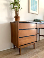 Mid-Century Desk by Stanley