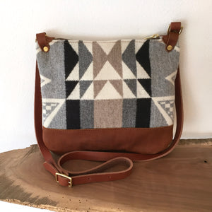 The Marlana Crossbody Bag in Pendleton Wool