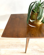 Mid-Century Broyhill Saga Dining Table