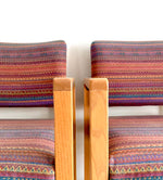 Pair of Vintage Arm Chairs