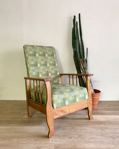 Vintage Reclining Lounge Chair