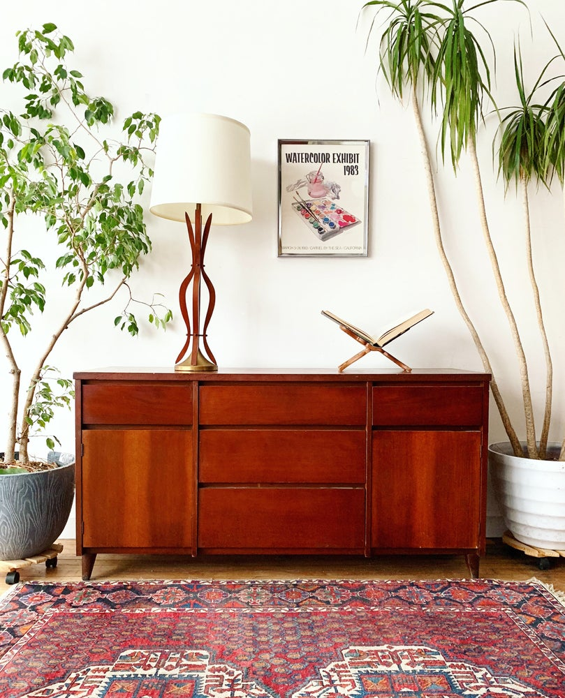 Mid-Century Credenza by Stanley
