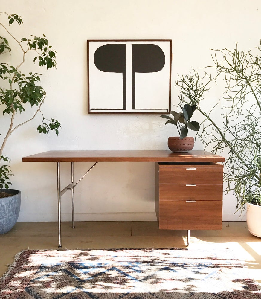 George Nelson Executive Desk by Herman Miller