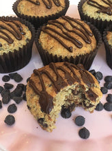 Load image into Gallery viewer, Banana Chocolate Chip Muffins