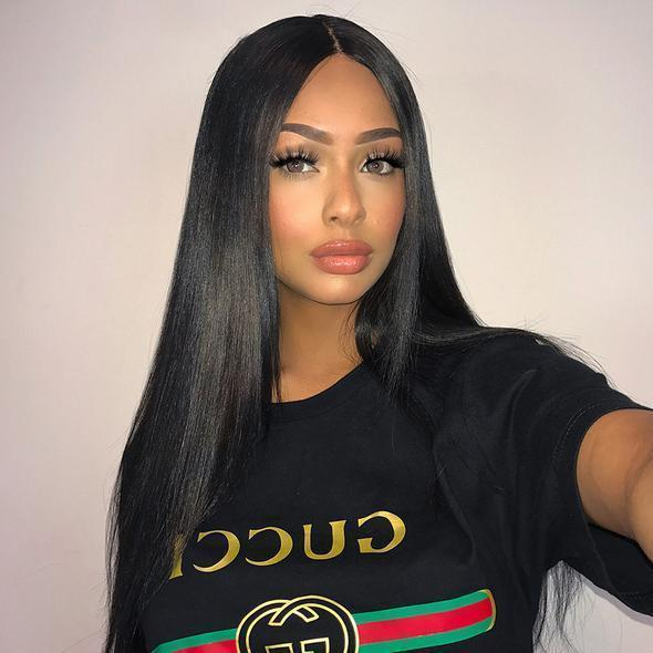 Long Straight hair wig - satisionline