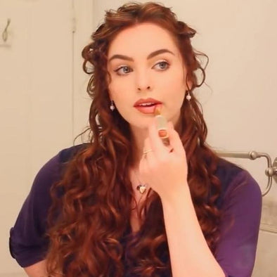 Rose's Titanic Hairstyle - satisionline
