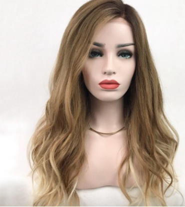 19 Alice brown wig - satisionline