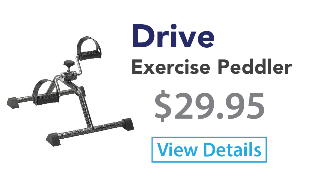 Drive Exercise Peddler $29.95
