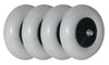 Wheels, Set of 4, for 1013 Series Rollators