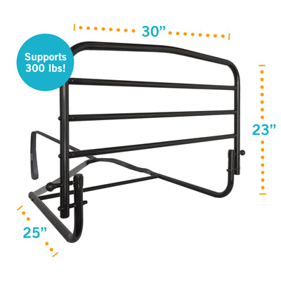 "Stander 30"" Bed Rail (With or Without Padded Pouch)"