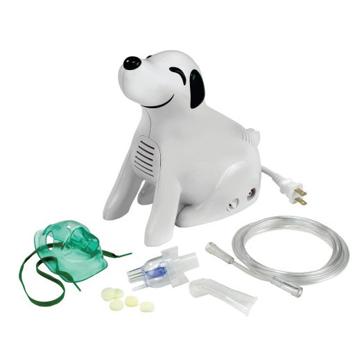 Parts for Digger Dog Nebulizer