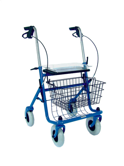 Mabis Traditional Steel Rollator