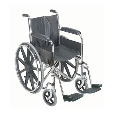 "Mabis 18"" Wheelchair"