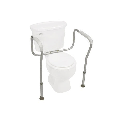 HealthSmart Toilet Safety Arm Support with BactiX
