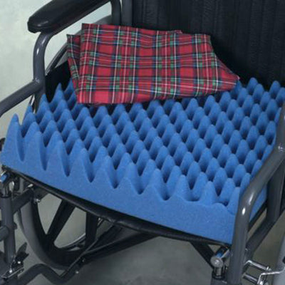 Convoluted Foam Chair Pad