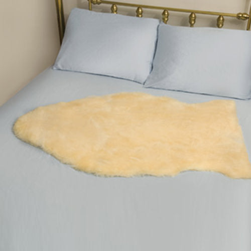 Natural Sheepskin Decubitus Pad