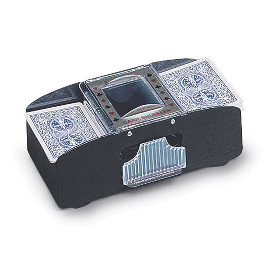 Battery Powered Card Shuffler