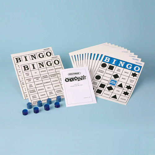 Reminiscence Bingo Board Game