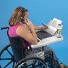 Ableware Wheelchair Lap Top Desk