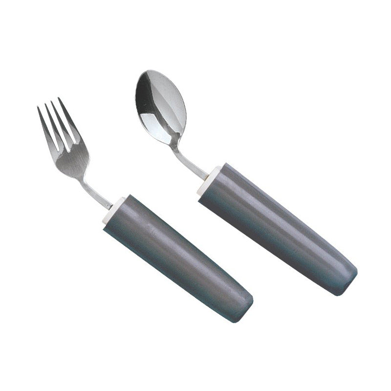 Comfort Grip Angled Fork or Teaspoon