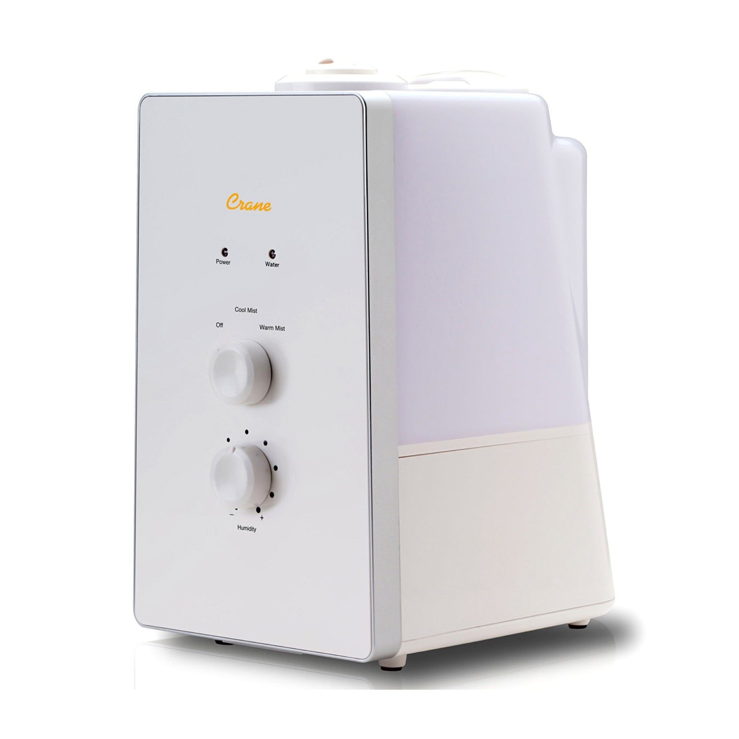 Manual Cool/Warm Mist Humidifier