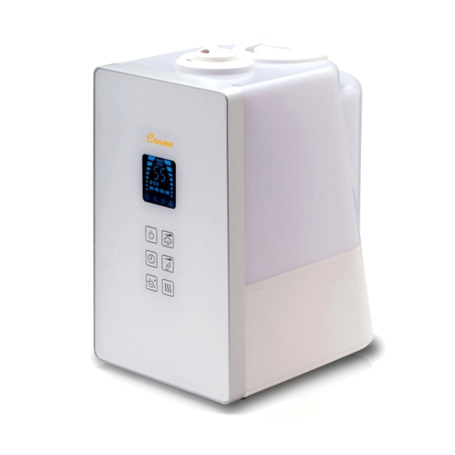 Digital Cool/Warm Mist Humidifier